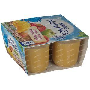 Nestlé NaturNes Appel Mango +8 Maanden 4x100 g