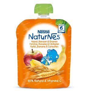 Nestlé NaturNes Appel Banaan Granen +6 Maanden 90 g
