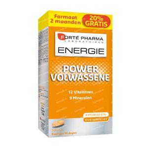 Forté Pharma Energy Power Adulto 56 compresse