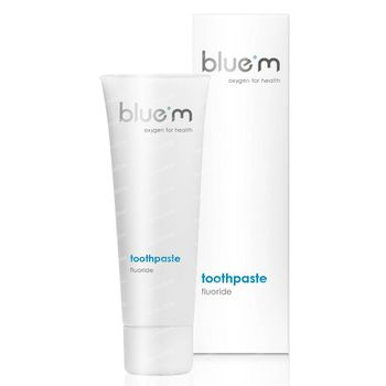Bluem Dentifrice au Fluorure de Calcium 75 ml