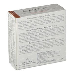 Avène Couvrance Crema Compatta Colorata 05 Soleil 10 g