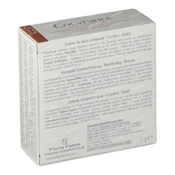 Avène Couvrance Crème De Teint Compact Confort 05 Soleil 10 g