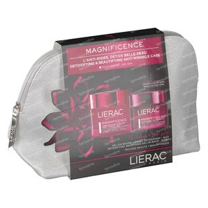 Lierac Geschenkkoffer Magnificence Droge Huid 1