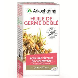 Arkogélules Huile De Germe De Blé 60 capsules