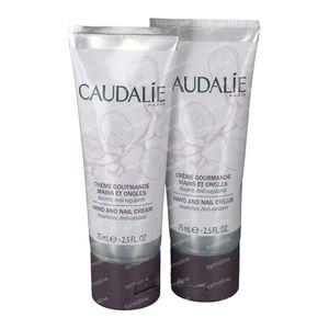 Caudalie Hand- en Nagelcrème Duo 2x75 ml crème