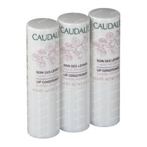 Caudalie Lip Care Tripack 3x4,5 g