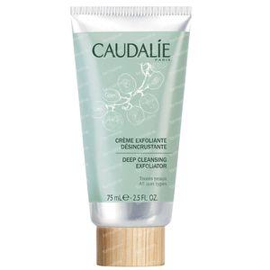 Caudalie Cleansers Diep Reinigende Exfolierende Crème 75 ml