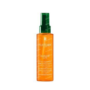 Rene Furterer Karité Nutri Intense Nourishing Oil Very Dry Hair 100 ml