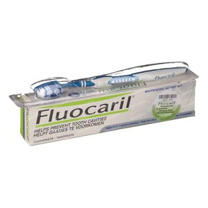 Fluocaril Actief Wit Tandpasta 125 ml