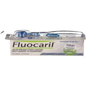 Fluocaril Active White Toothpaste 125 ml