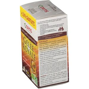 Ortis Queens Mush Bio + 8 Tablets For FREE 24 + 8  Chewing tablets