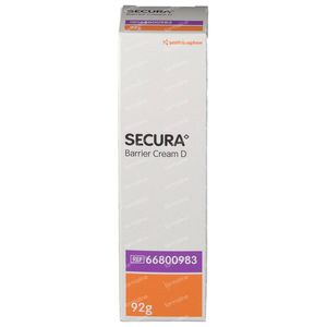 Secura Barrier Cream d 66800983 92 g