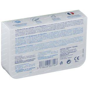 Physiodose Neusreiniger Door Afzuiging + 3 Wegwerpfilters 1 stuk