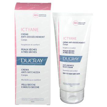 Ducray Ictyane Feuchtigkeitsspendende Creme 200 ml