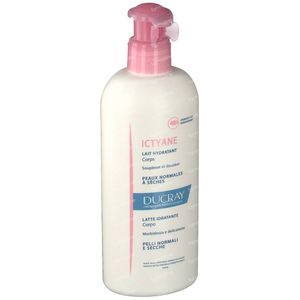 Ducray Ictyane Hydraterende Lichaamsmelk 100 ml