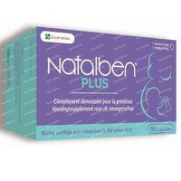 Natalben Plus 90  capsules