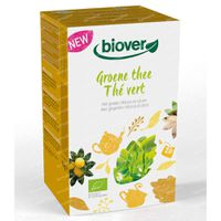 Biover Thé Vert-Gingembre 20  sachets