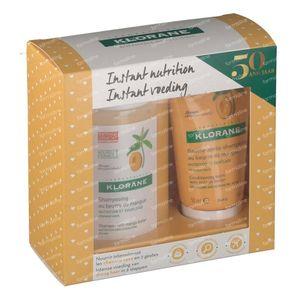 Klorane Confezione Regalo Natalizzio Mango 1