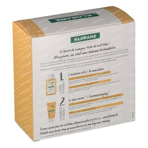 Klorane Coffret Cadeau Mangue 1