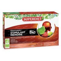 Superdiet Ginkgo Boost Bio 20x15 ml