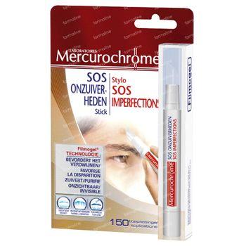 Mercurochrome SOS Imperfections 1 pièce