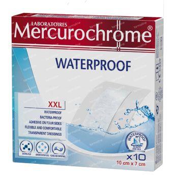 Mercurochrome Pansements XXL Waterproof 10 pièce