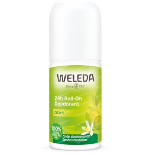 Weleda Citrus 24H Roll-On Deodorant 50 ml