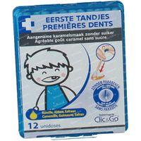 Clic & Go Erste Zähne 12  einzeldosis