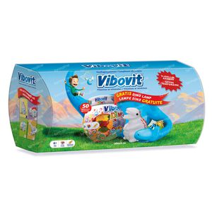 Vibovit Junior Gummies + Tyranosaurus 50 pieces