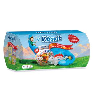 Vibovit Junior Gummies + Stegosaurus 50 pieces