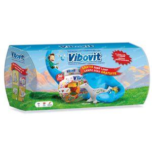 Vibovit Junior Gummies + Brontosaurus 50 pieces