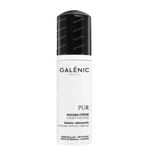 Galénic Pur 2-in-1 Creme Mousse 150 ml