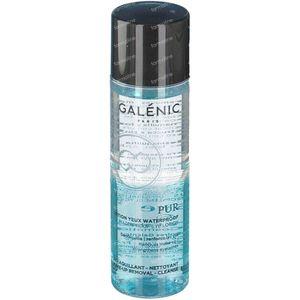 Galénic Pur Waterproof Cleansing Lotion Eyes 125 ml