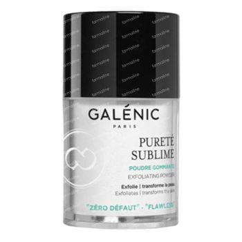 Galénic Pureté Sublime Poudre Gommante 30 g