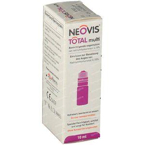 Neovis Total Oogoplossing 10 ml