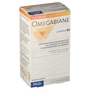 Omegabiane Cameline 80 St Cápsulas