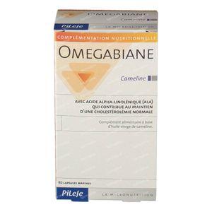 Omegabiane Cameline 80 stuks Cápsulas
