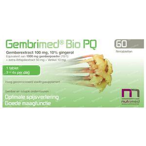 Gembrimed Bio PQ 60 tabletten