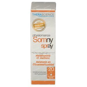 Physiomance Somny Spray 20 ml