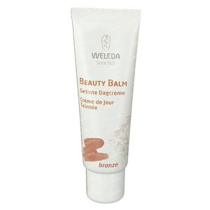 Weleda Beauty Balm Getinte Dagcreme Bronze 30 ml