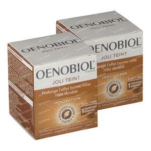 Oenobiol Kuur Mooie Teint 2 x 30 capsules