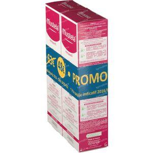 Mustela Maternité Crema Prevenzione Smagliature Con Profumo Duo Prezzo Ridotto 2 x 250 ml