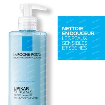 La Roche-Posay Lipikar Surgras Douchecrème 750 ml