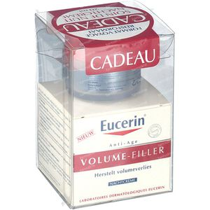 Eucerin Volume-Filler Night Care + FREE Night Care 50+20 ml