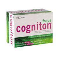 Cogniton Focus Geheugen & Concentratie 60  capsules