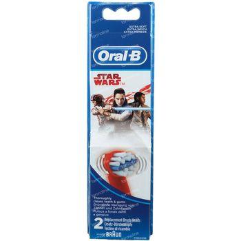 Oral B Braun Navulling Eb10-2k Star Wars 2 stuks