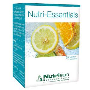 Nutrisan Nutri-Essentials Nouvelle Formule 60 comprimés