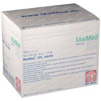 MaiMed Kompres Steriel 10x10cm 100 st
