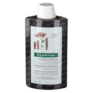 Klorane Shampooing Kinine Et Vitamine B Nouvelle Formule 400 ml