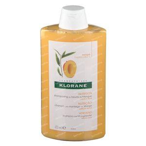 Klorane Ernährungsshampoo Mit Mango 400 ml